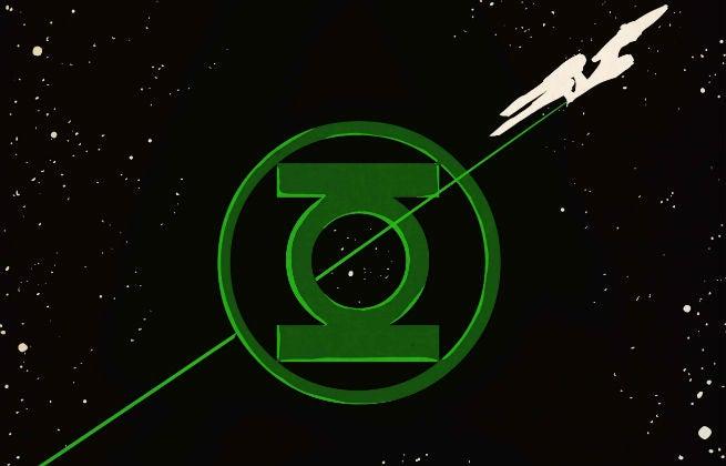 Star Trek and Green Lantern To Cross Over In The Spectrum War