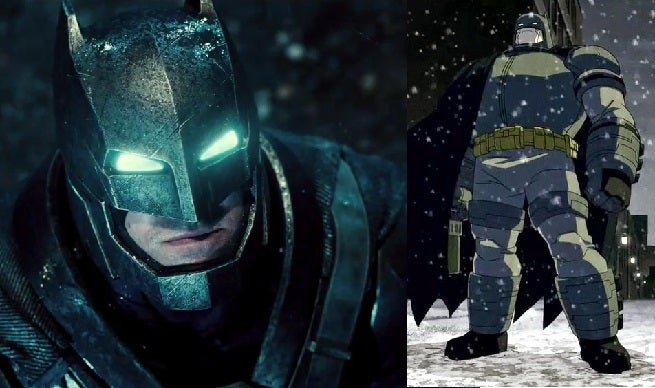 Batman V. Superman Trailer Easter Egg List