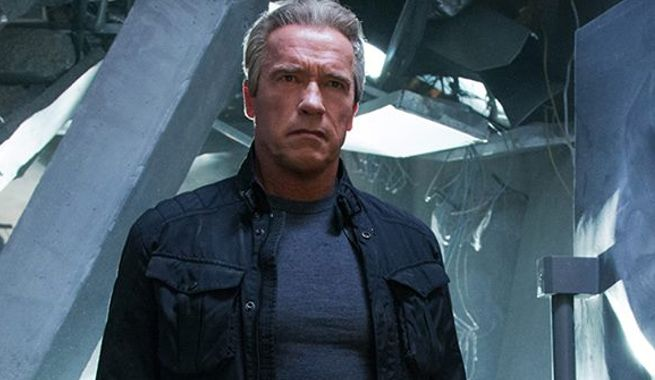Arnold Schwarzenegger Says Another Terminator Movie is Coming