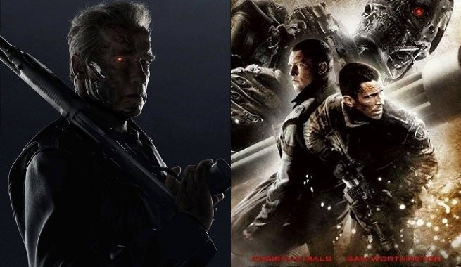 Arnold Schwarzenegger Says Terminator Salvation Sucked