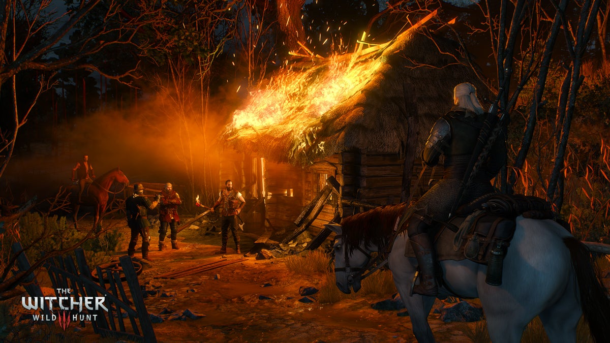 The_Witcher_3_Wild_Hunt_housewarming_party_gone_wrong