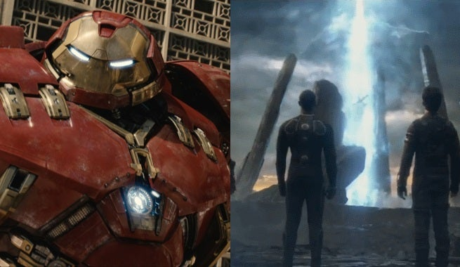 Avengers: Age Of Ultron & Fantastic Four Top YouTube Trailers Leaderboard