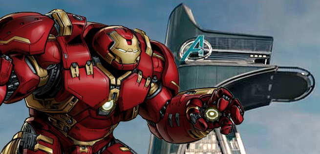Avengers Age of Ultron Concept Art Hulkbuster Age of Ultron Concept Art