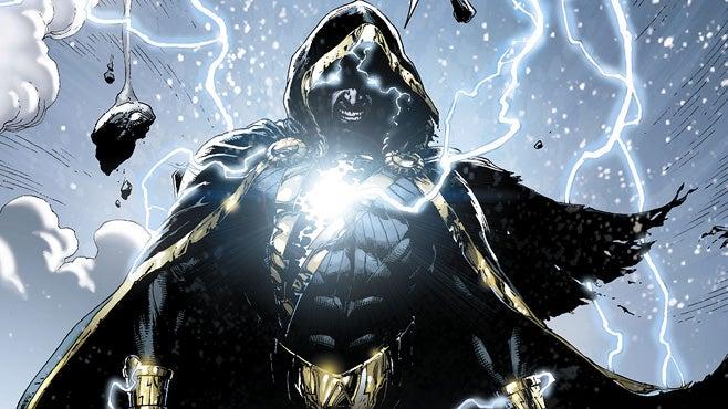 Black Adam Avatar Of Cyttorak