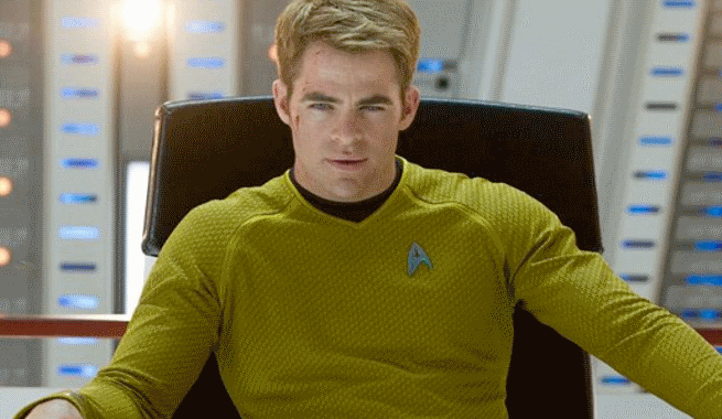 Happy Birthday! Chris Pine Turns 36 Years Old