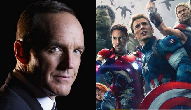 coulson avengers