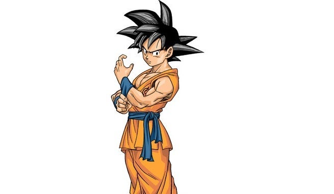 Dragon Ball Super Goku Top