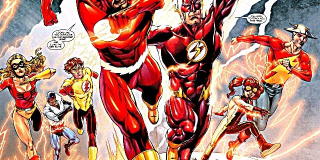 The Flash Season 2: Five Other Speedsters We Want To See