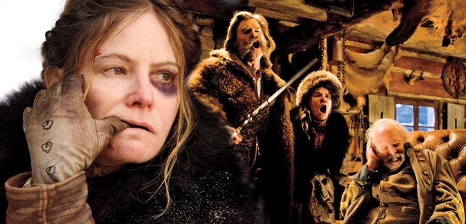 First TV Spot For Quentin Tarantino's The Hateful Eight