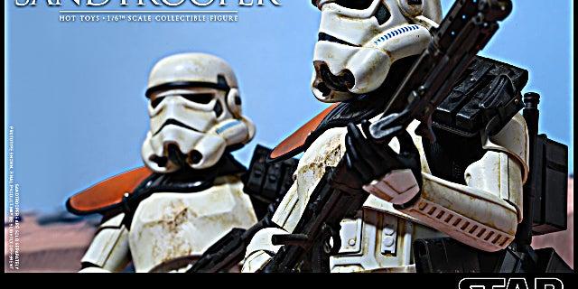 Hot Toys - Star Wars - Episode IV A New Hope - Sandtrooper Collectible Figure PR7