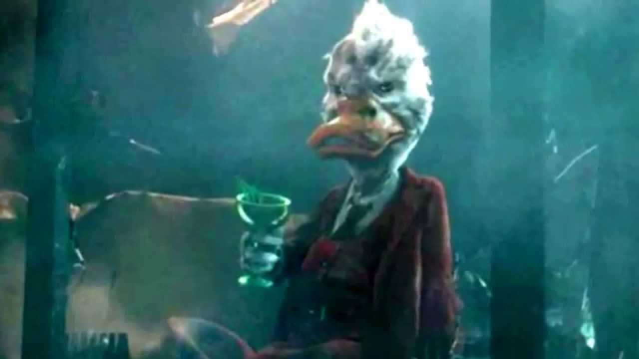 Duck Movie Characters New Howard The Duck Movie