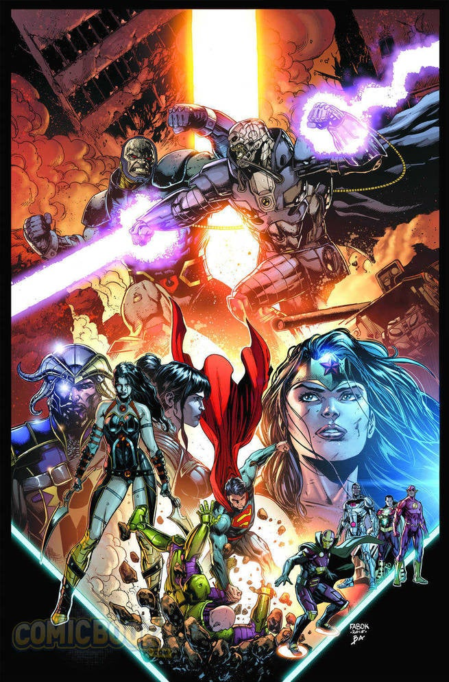 Exclusive Johns Amp Fabok Preview Darkseid War Kicking Off