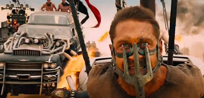 Here Are All The Oscars Mad Max: Fury Road Has Won