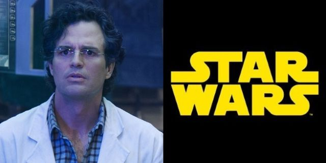 mark ruffalo star wars