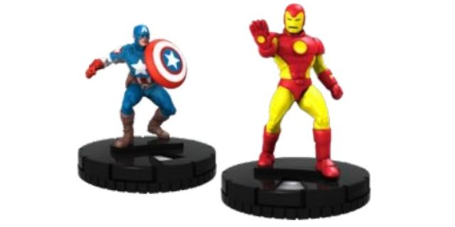 marvel heroclix quick start