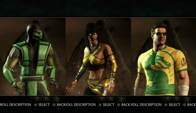Patch Reveals Mortal Kombat X DLC Character And Costumes