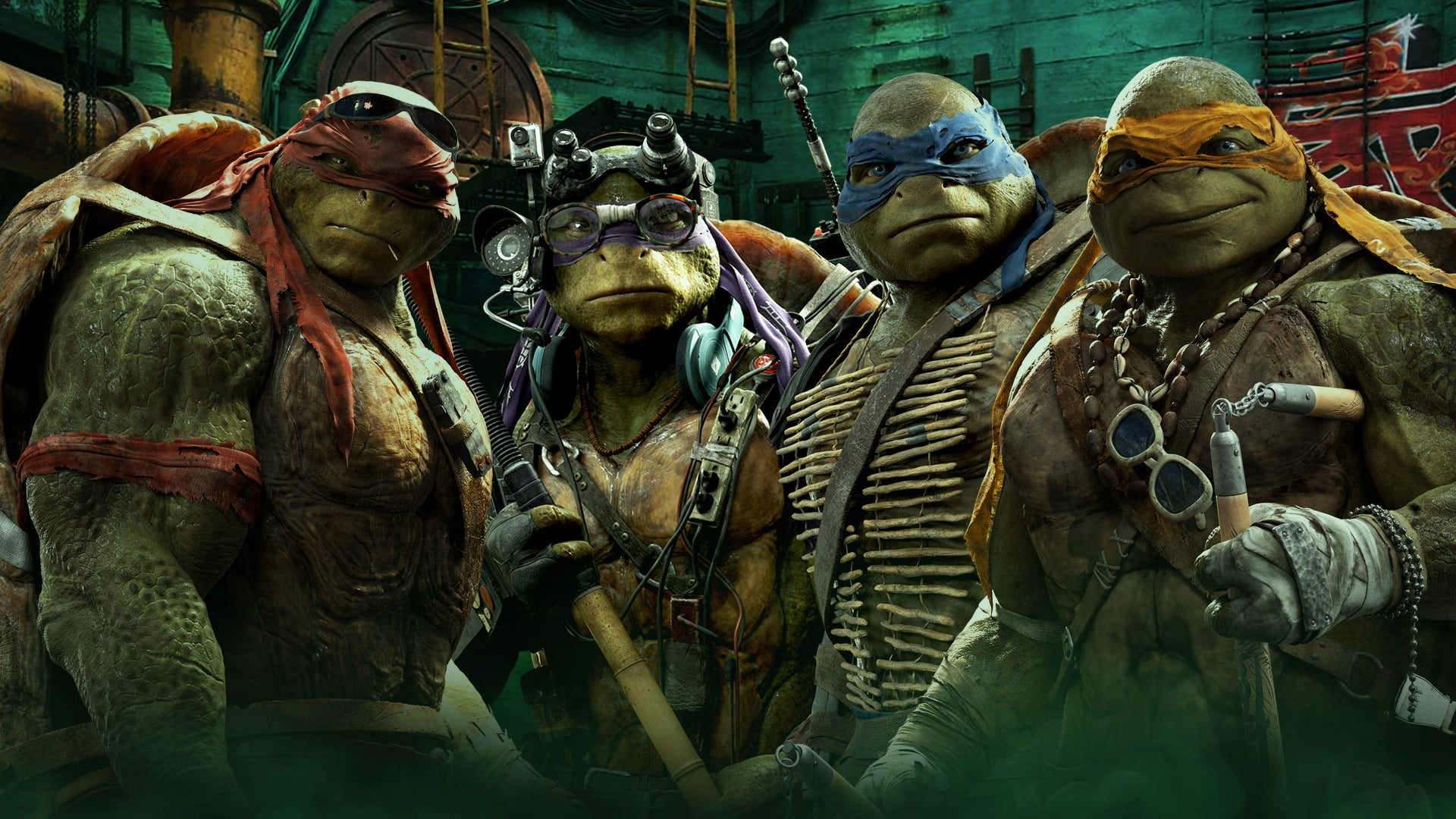 Three New Teenage Mutant Ninja Turtles TV Spots Released