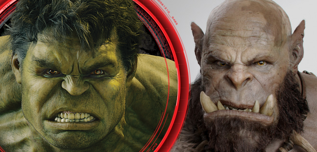 Orcs In The Warcraft Movie Inspired By Ilm S Hulk