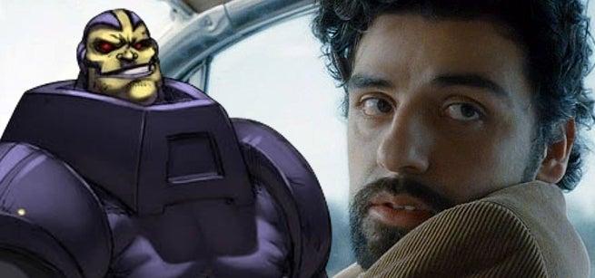 X-Men: Apocalypse Footage Reveals Oscar Isaac's Apocalypse