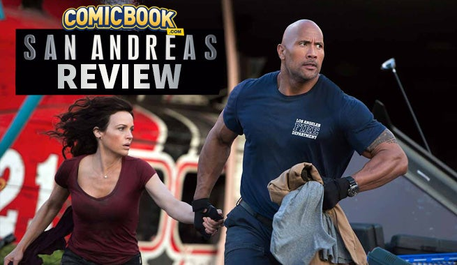 San Andreas Review: An Epic, Visually Engrossing Disaster Movie With Heart