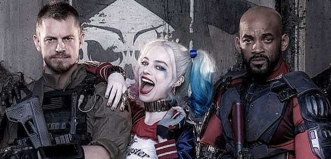 Will Smith on Suicide Squad'-s Love Triangle with Harley, Joker ...