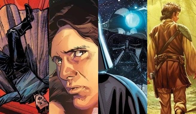 star wars comics august