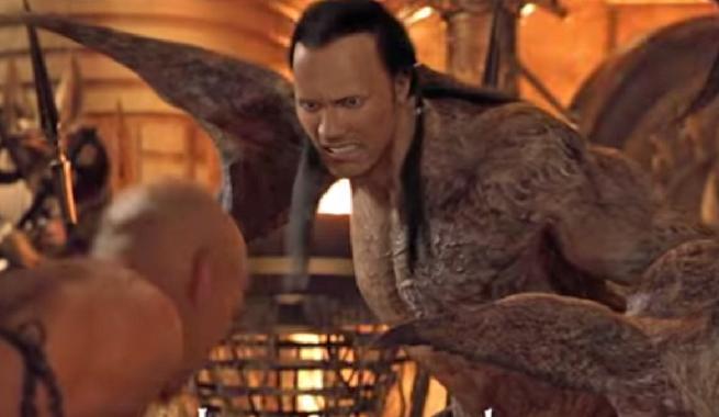 The Rock's Five Best Movie Roles