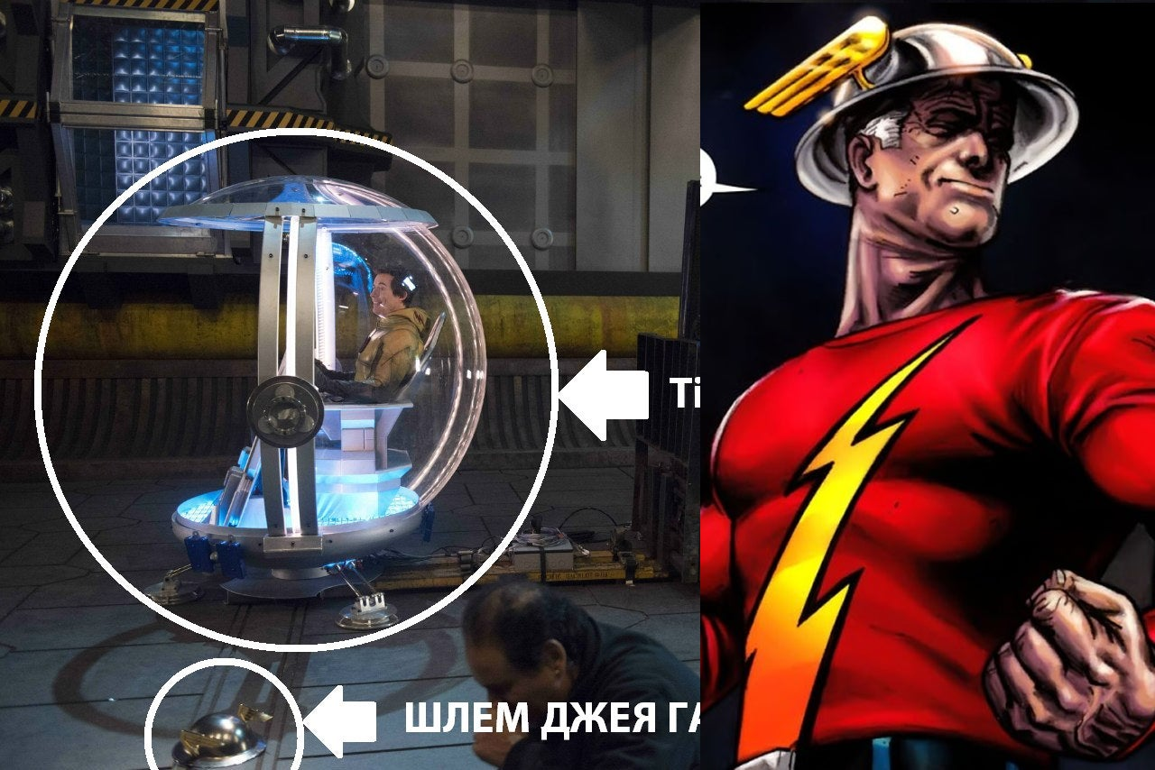 Will The Flash Introduce Jay Garrick And Earth 2