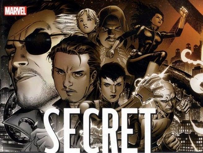 Secret Warriors