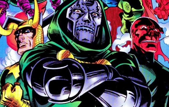 The Top Five Marvel Comics Villains