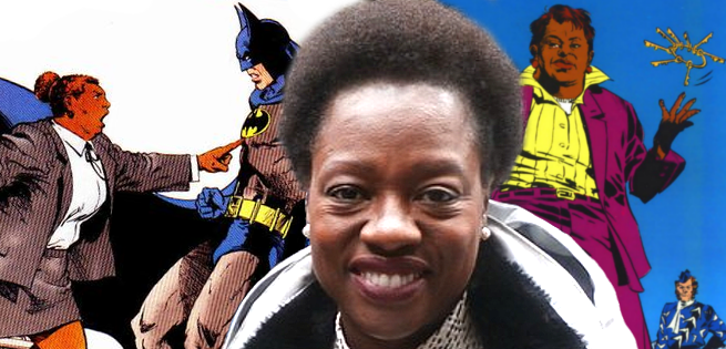 Viola Davis Says Amanda Waller Could Make Superman Quake In His Tights