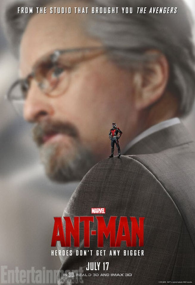 Franchise Marvel/Disney #3 Ant-man-poster-02-141212