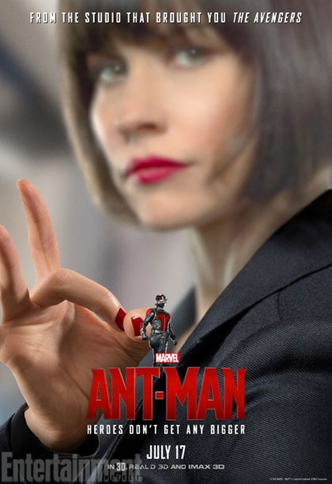 Franchise Marvel/Disney #3 Ant-man-poster-03-141213