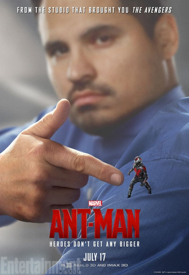 Franchise Marvel/Disney #3 Ant-man-poster-04-141214