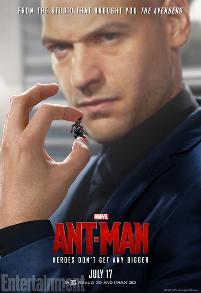 Franchise Marvel/Disney #3 Ant-man-poster-05-141215