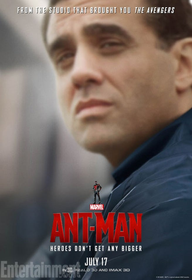 Franchise Marvel/Disney #3 Ant-man-poster-06-141216