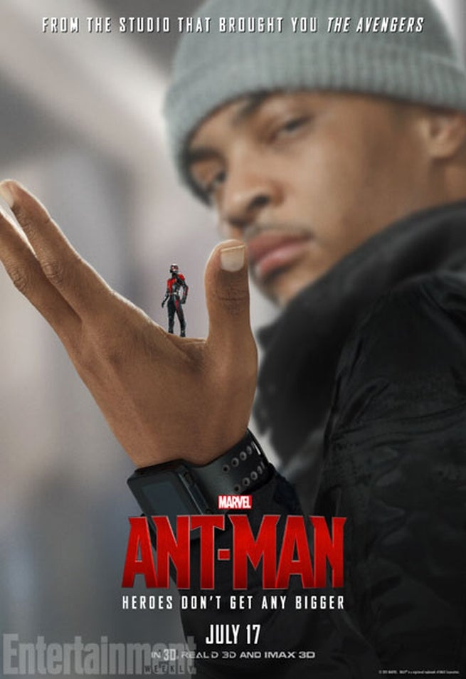 Franchise Marvel/Disney #3 Ant-man-poster-07-141217