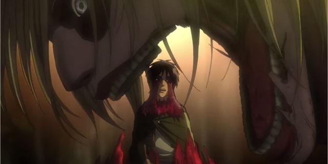 Attack on Titan Part II