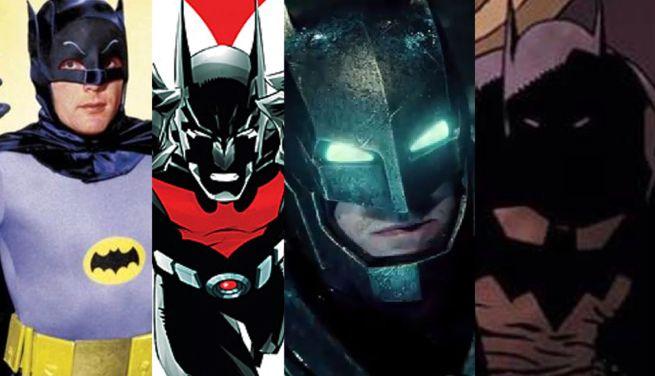 sc 1 st  ComicBook.com & The Five Best Batman Suits