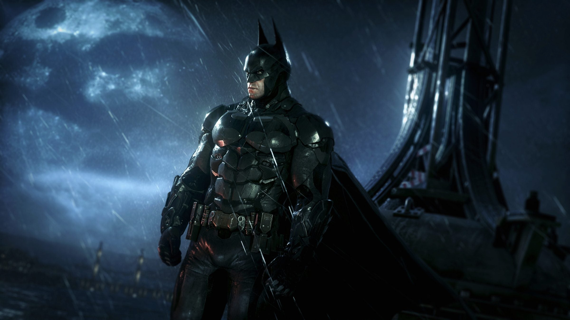 Batman Arkham Knight Review Be The Bat Break