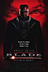 Blade movie poster image