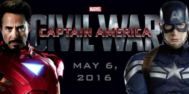 Leaked Captain America: Civil War Trailer Is Fake But Impressive