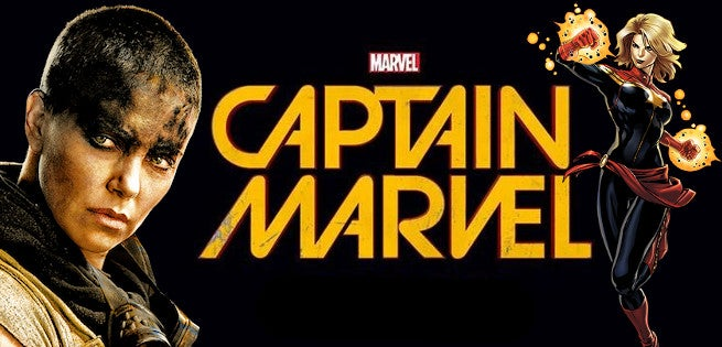 Could Charlize Theron & Angelina Jolie Team-Up For Captain Marvel?