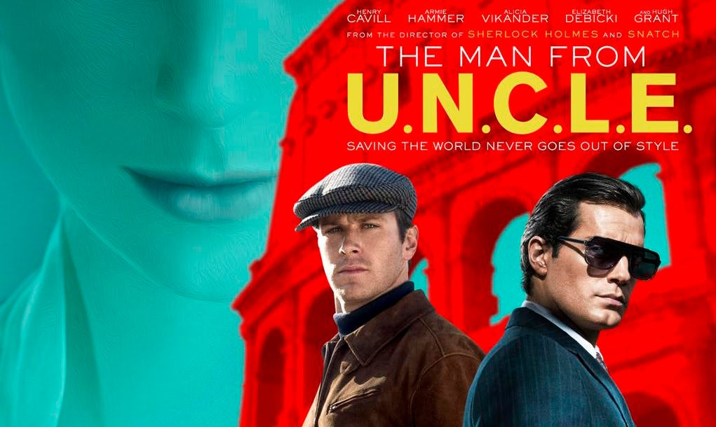 The Man From U.N.C.L.E. Second Trailer & New Poster Released