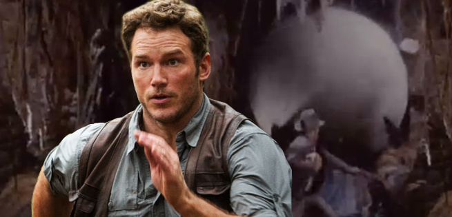 Jimmy Kimmel Asks Chris Pratt If He'll Be The Next Indiana Jones