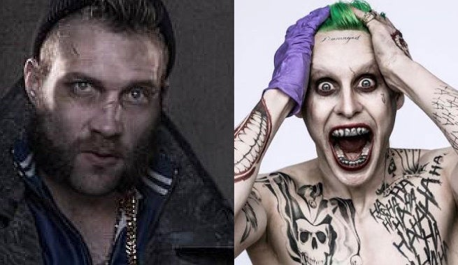 Jai courtney says jared leto is staying in character as the joker publicscrutiny Gallery