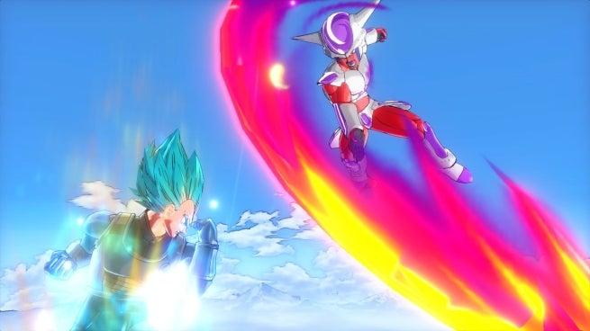 Dragon Ball Xenoverse Goku vs Frieza Dragon Ball Xenoverse