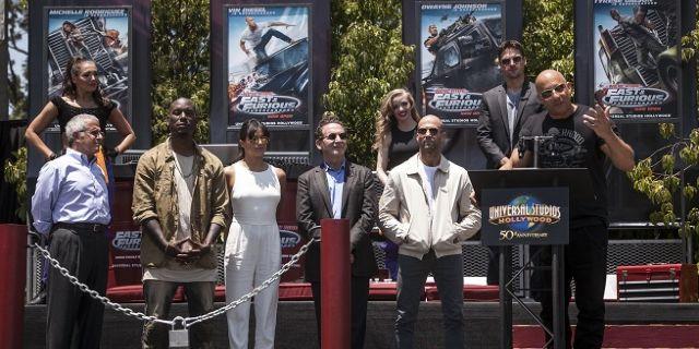 Fast & Furious Cast - June 23