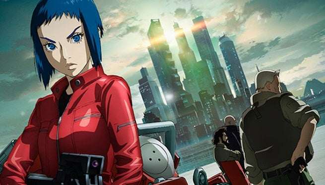 Assistir Ghost In The Shell Arise Border 4 Ghost Stands
