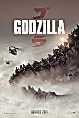 Godzilla: King of the Monsters movie poster image